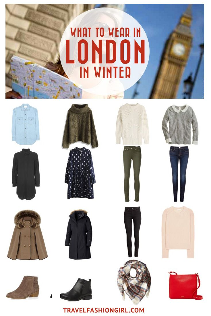 Traveling to London or other parts of the UK in the Winter? Use this comprehensive packing guide to help you pack stylishly light. | travelfashiongirl.com