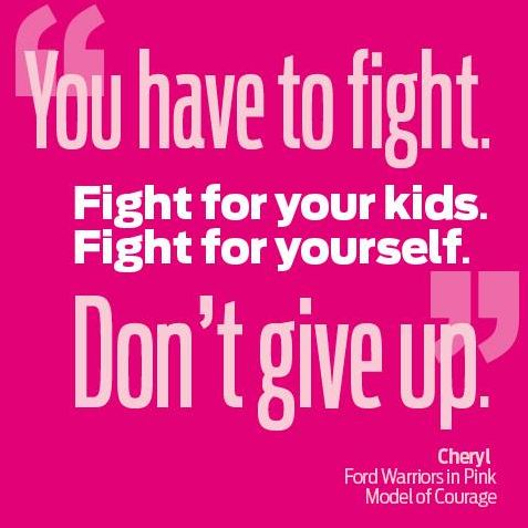 Breast Cancer Awareness Month — We applaud the brave survivors, you are a model of courage.