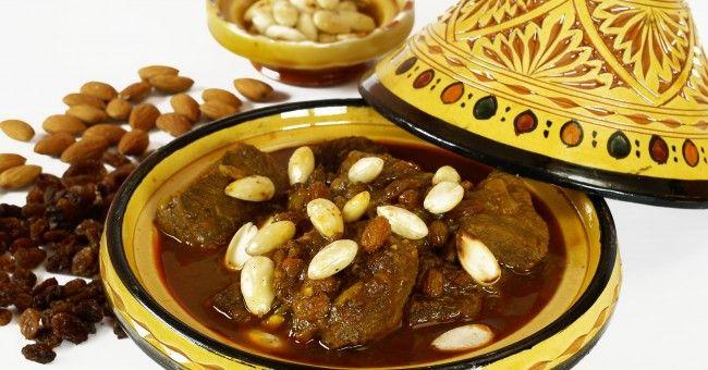 Mrouzia – tradycjne danie marokańskie - Jedzenie - dobra-rada.pl