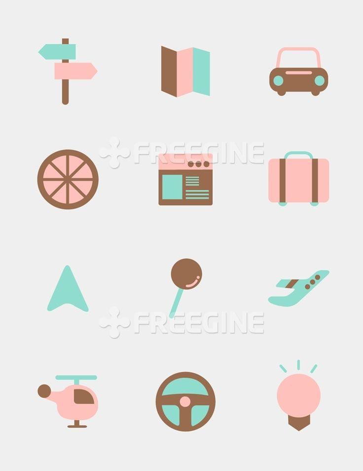여행, 오브젝트, 교통, 생활, 일러스트, freegine, illust, 아이콘, 심플아이콘, 심플, 플랫, 에프지아이, FGI…