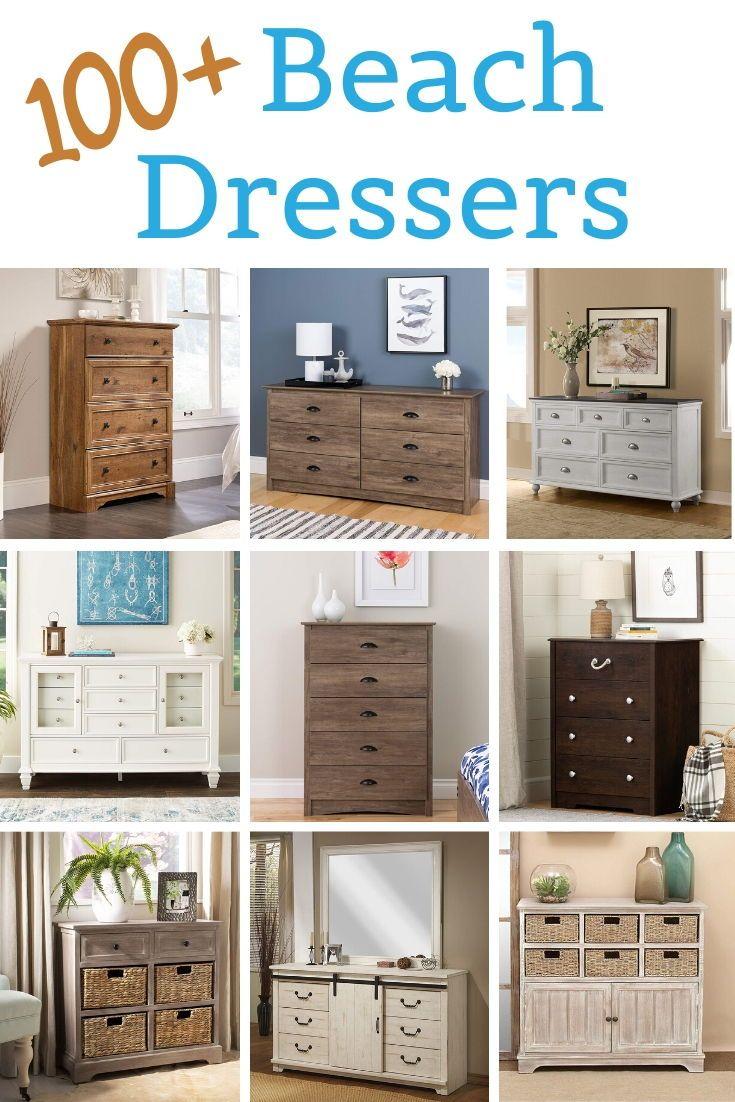 Coastal Dressers Beach Dressers Coastal Dresser Bedroom