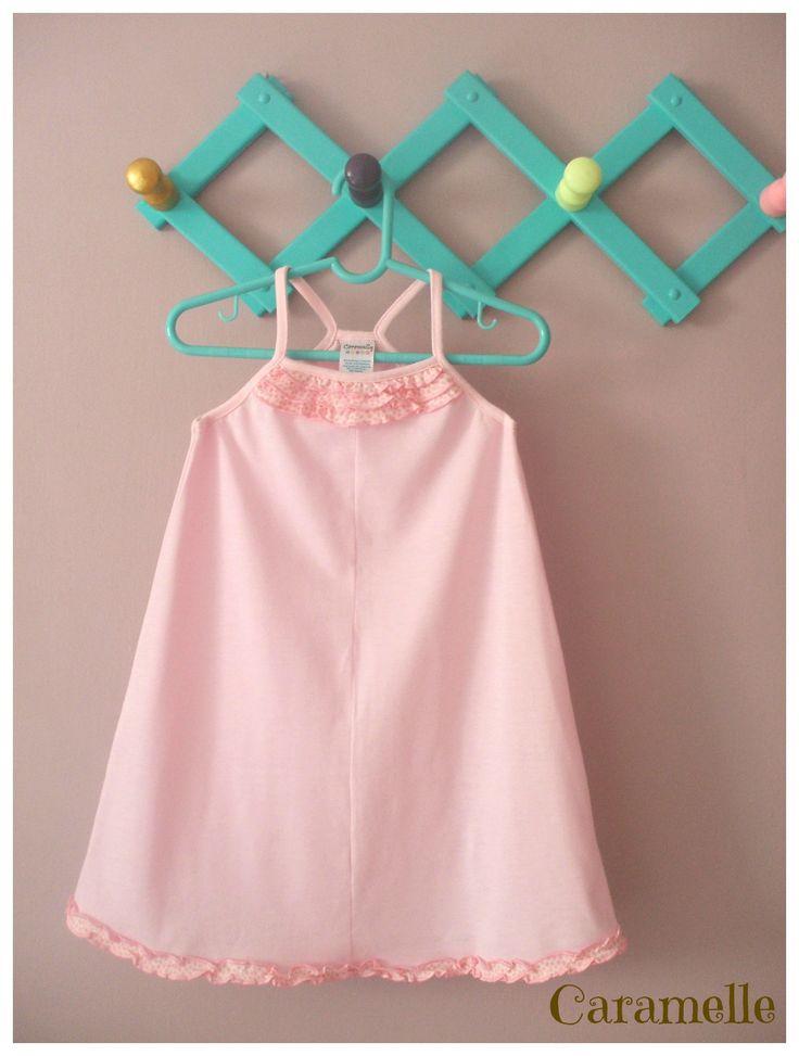pijamas / dormilona / niñas / moda / infantil / ropa