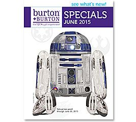 JUNE SPECIALS 2015 #burtonandburton