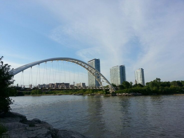 Humber River Arch Bridge