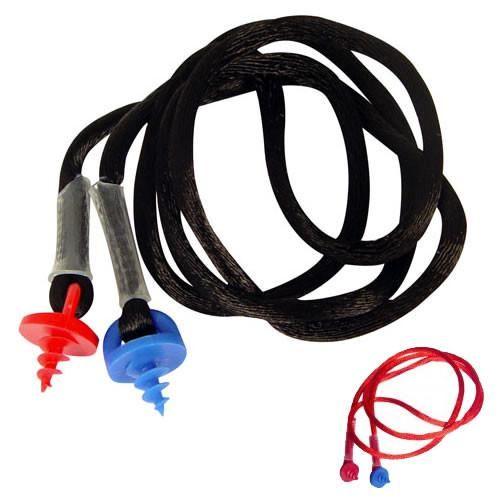 Radians Neckcord w/Screws for use with Custom Molded Earplugs [CEPNC-B & CEPNC-R]