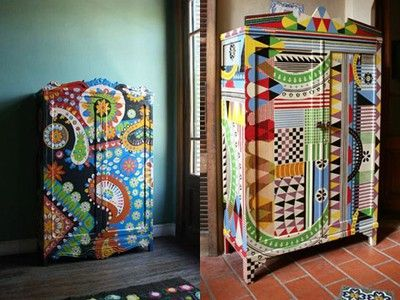 Sans Parapluie Turns Old Wardrobes into Pieces of Art  http://www.treehugger.com/sustainable-product-design/sans-parapluie-turns-old-wardrobes-into-pieces-of-art.html