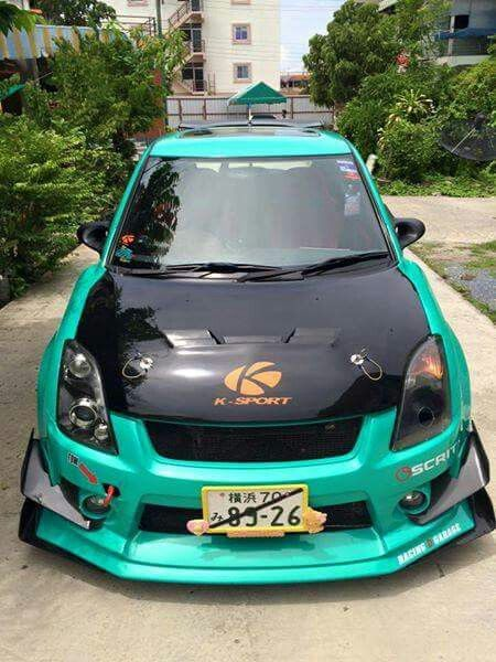 FB : https://www.facebook.com/fastlanetees   The place for JDM Tees, pics, vids, memes & More  THX for the support ;) Suzuki Swift