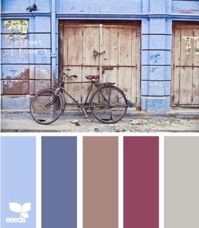 this site has done the work of putting paint palettes together, good inspiration