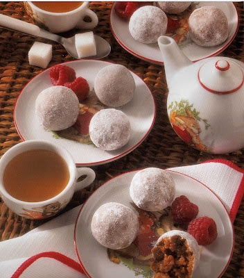 No-Bake Gingersnap BallsChristmas Recipe, Teas Time, Baking Cookies, Christmas Teas, No Bak Gingersnap, Baking Gingersnap, Gingersnap Ball, Teas Cookies Recipe, Teas Parties