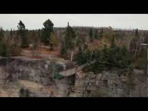Sleeping Giant Provincial Park in all seasons