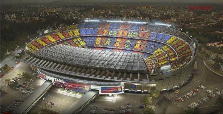 El FC Barcelona se asocia con Konami para el PES 2017