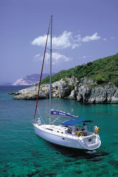 Glossa-Skopelos  Greece