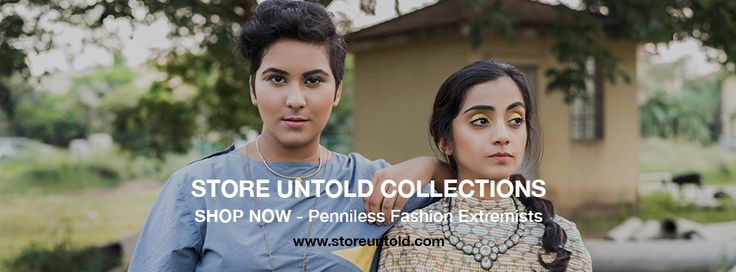 SHOP curated fashion at www.storeuntold.com