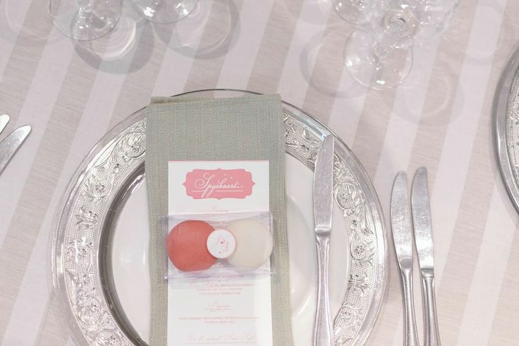 Silver and glass under plate combo