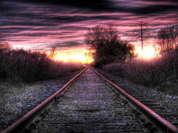 Railroad Tracks - Voting Ends / Prizes Awarded:Sunday, October 19th, 2014 - 5:08 PM ET