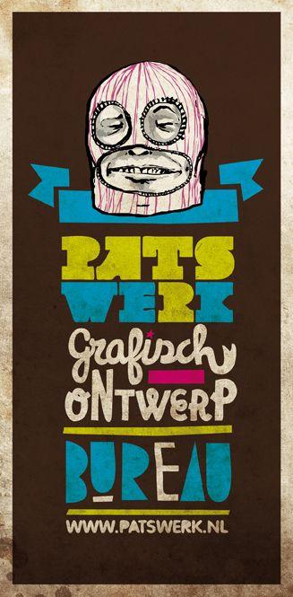 Luchadoro el Patswerk Flyer by patswerk.deviantart.com on @deviantART