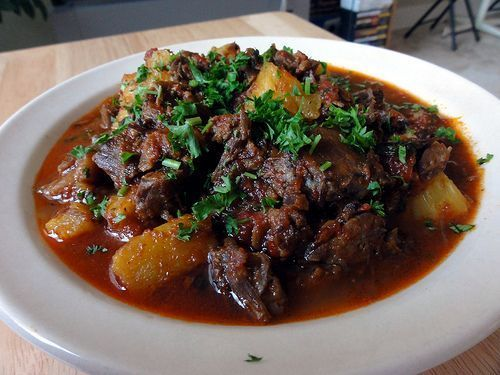 17 best images about moroccan food on pinterest morocco - Moroccan cuisine recipes ...