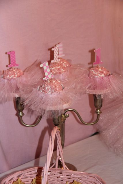 """Photo 1 of 72: Pink, Tutus, Ruffles, and Sparkle / Birthday """"Pretty in Pink and Tutu Cute"""" 
