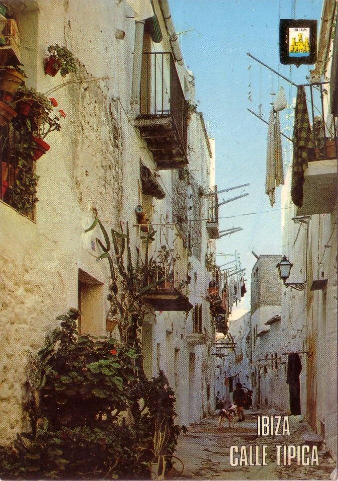 España Ibiza.