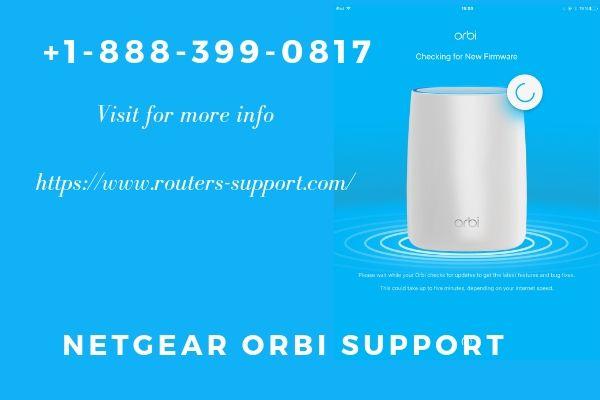 How Orbi Router Setup can Enhance your Productivity? | Netgear Orbi