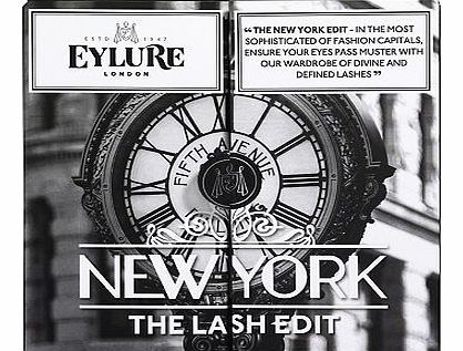 Eylure Lash Wardrobe New York 10182477 48 Advantage card points. Eylure Lash Wardrobe New York, In the most sophisticated of fashion capitals, ensure your lashes pass muster with our divine and defined wardrobe of lashes. FREE Delivery on  http://www.comparestoreprices.co.uk/wardrobes/eylure-lash-wardrobe-new-york-10182477.asp