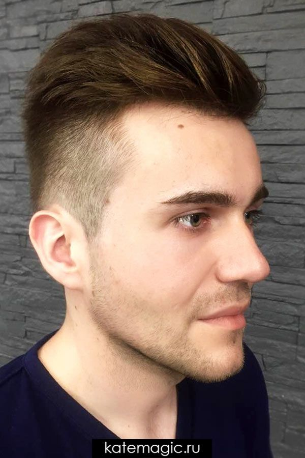33++ Widows peak undercut ideas