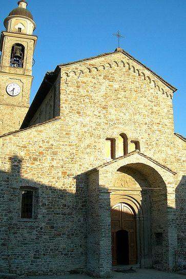 Pieve di Santa Maria a Fabbrica Curone (AL)