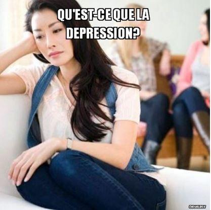 Qu'est-ce que la dépression?