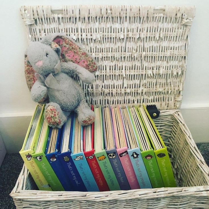 •Our little collection of 'that's not my books' cutest little read for 1…
