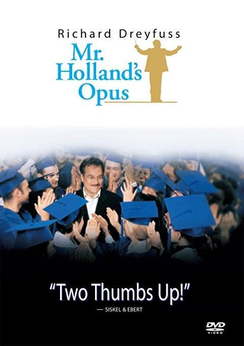 Mr. Holland's Opus (1996 / DVD) Richard Dreyfuss, Glenne Headly, Jay Thomas, Olympia Dukakis, William H. Macy