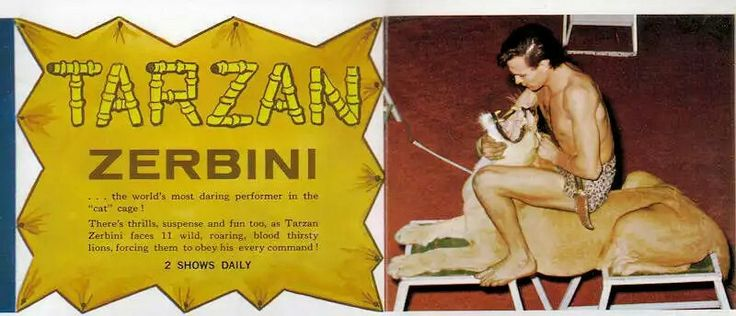 "Fantasy Island, Grand Island, NY. I thought this was the ""real"" Tarzan when I was a kid."