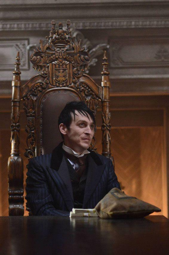 Gotham Season 2 - Penguin #thekingofgotham