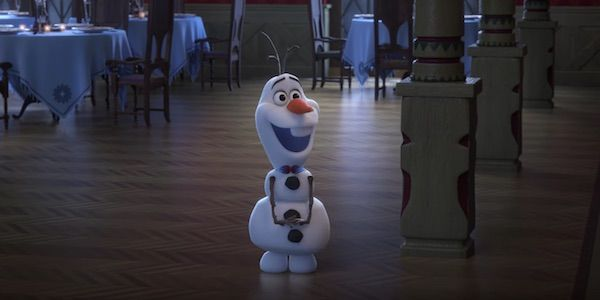 What The New Frozen Short Is Actually About