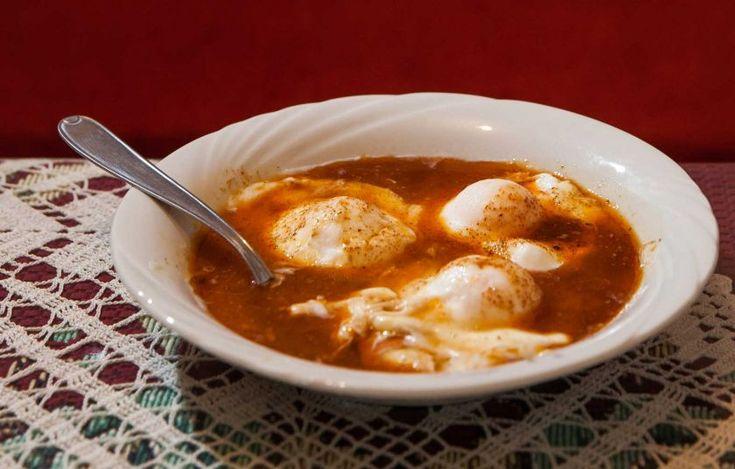 Οτσια γιάιτσα (αυγά μάτια) - Συνταγές - Γιορτές και καλέσματα | γαστρονόμος