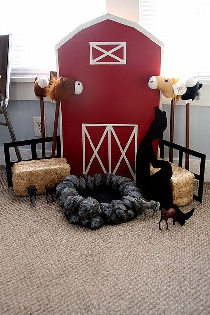 78 best VBS Western- Decorating Ideas images on Pinterest ...