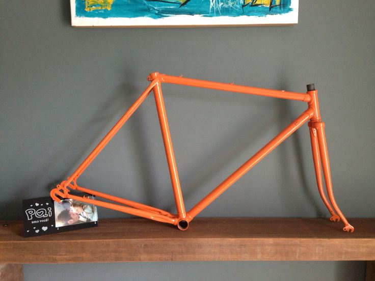 Old bike simgle Speed