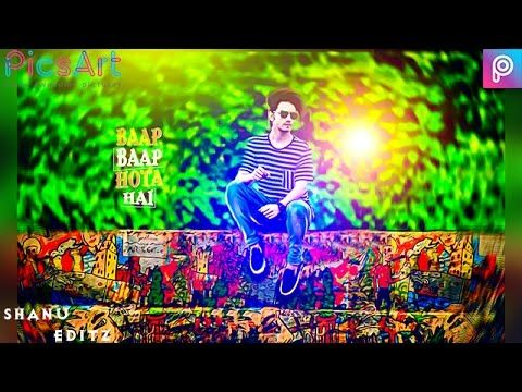 Picsart editing tutorial || Best CB Edit Tutorial in Picsart || Picsart ...kalu
