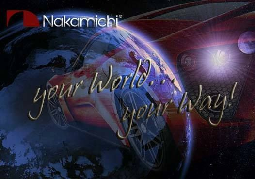 Anytime day or night... We are all about your World, Your way!  #NakamichiSA #CarAudio #InCarEntertainment