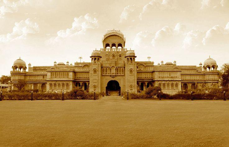 3. Bikaner - Laxmi Niwas Palace