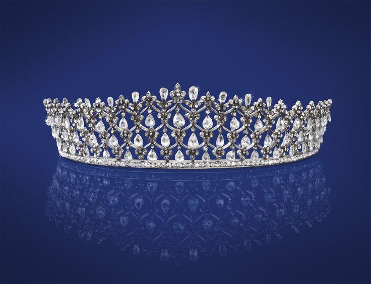 Diamond Tiaras