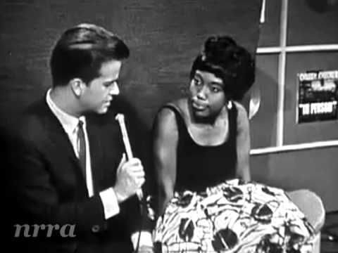 Betty Everett - The Shoop Shoop Song (It's in His Kiss) American Bandstand. March 21, 1964