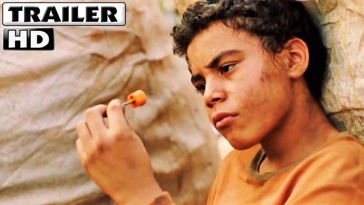 Trash Ladrones De Esperanza Trailer 2014 Español