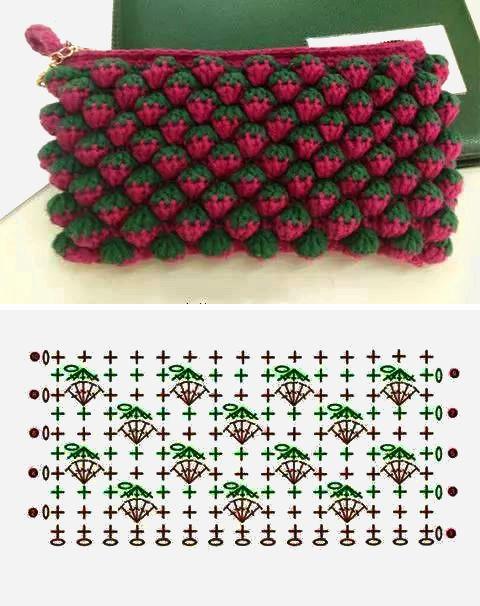 Amazing crochet pattern  | Схема для вязания крючком