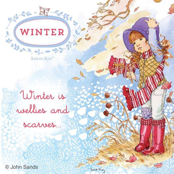 #seasons #winter #blues #wellies #scarves #staycozy #june #hygge