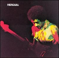 """Jimi Hendrix: """"Band of Gypsys."""" Released: March 25,1970 (US).  Released: June 12,1970(UK)."""