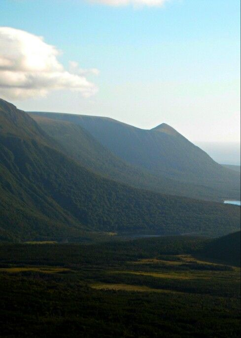 The Tablelands ,Codroy Valley, Newfoundland, Canada #newfoundland