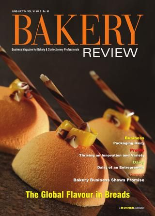 Bakery Review (Jun-July 14)  Business Magazine for Bakery & Confectionery Professionals