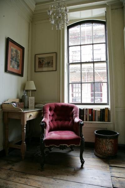 16 house: EAST LONDON HOME