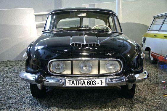 (83) TATRA 603 - 1/2/3. - TATRA CLUB Veteran cz-sk: