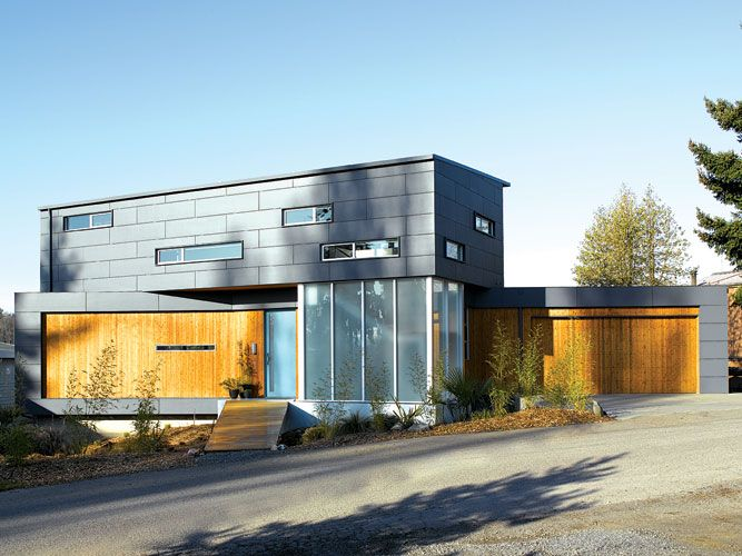 752 best Modern | Exterior | Houses images on Pinterest ...